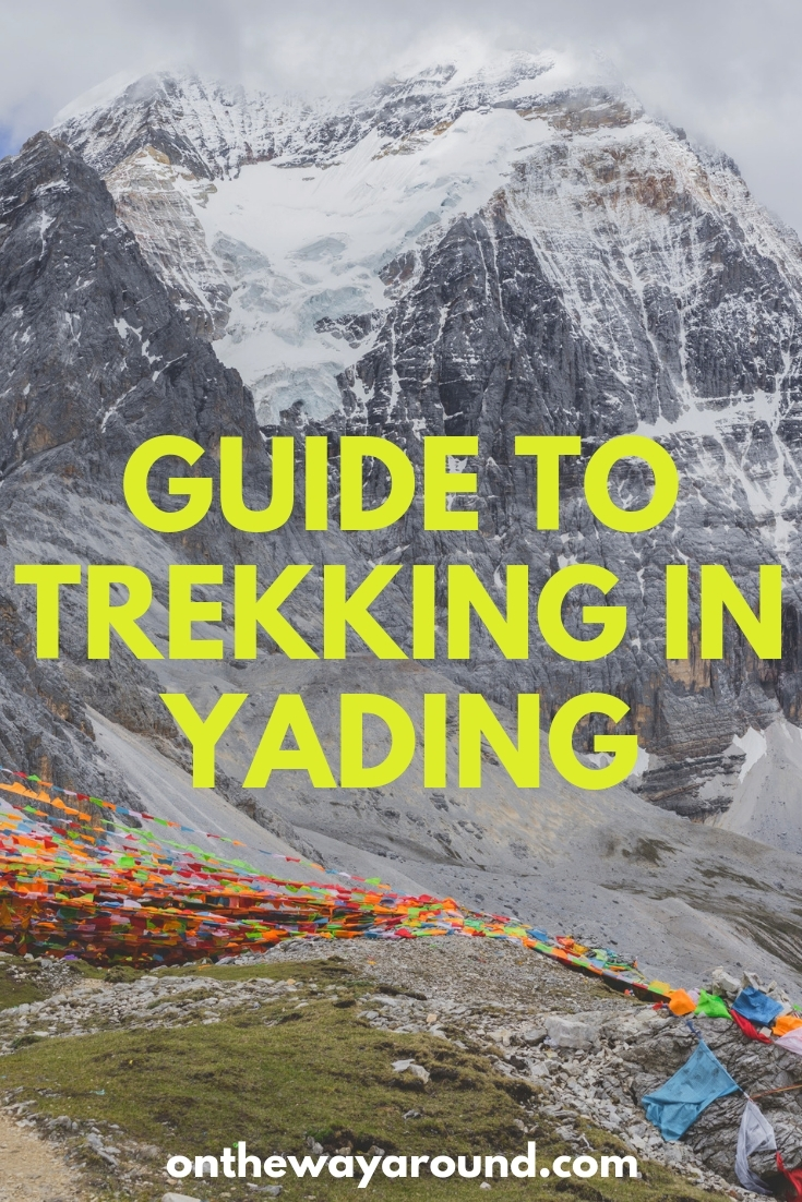 guide to trekking yading nature reserve