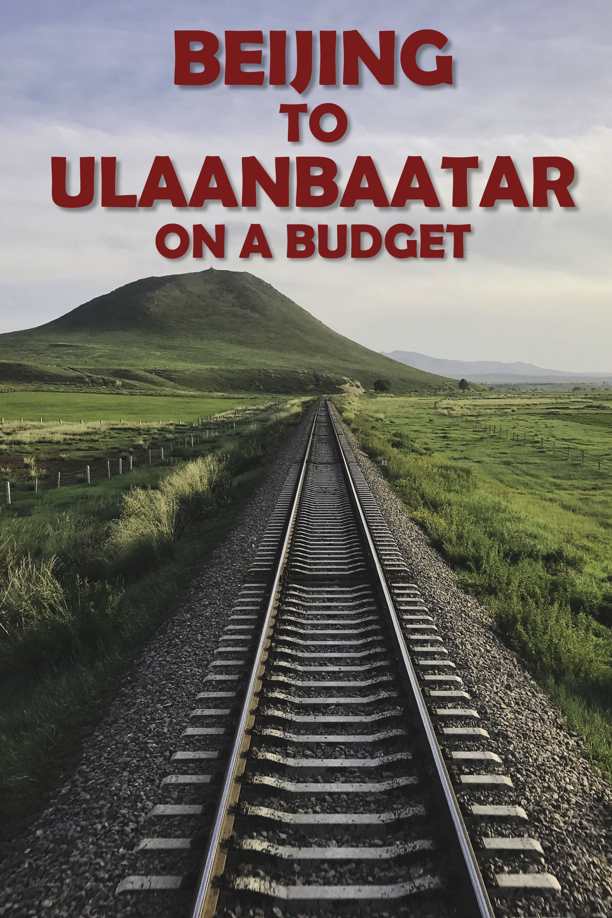 Beijing to Ulaanbaatar on a budget