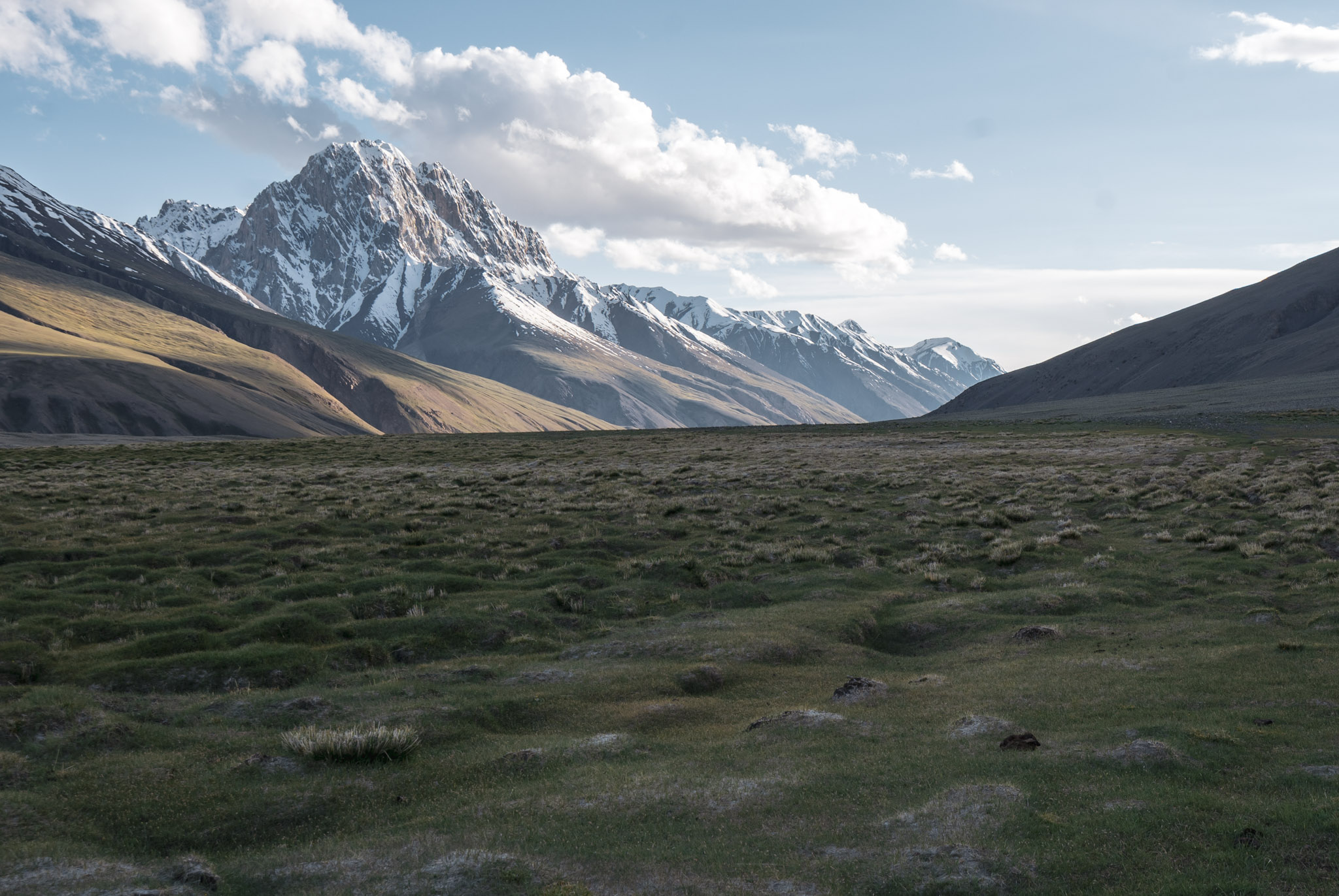 Wakhan Corridor trekking views