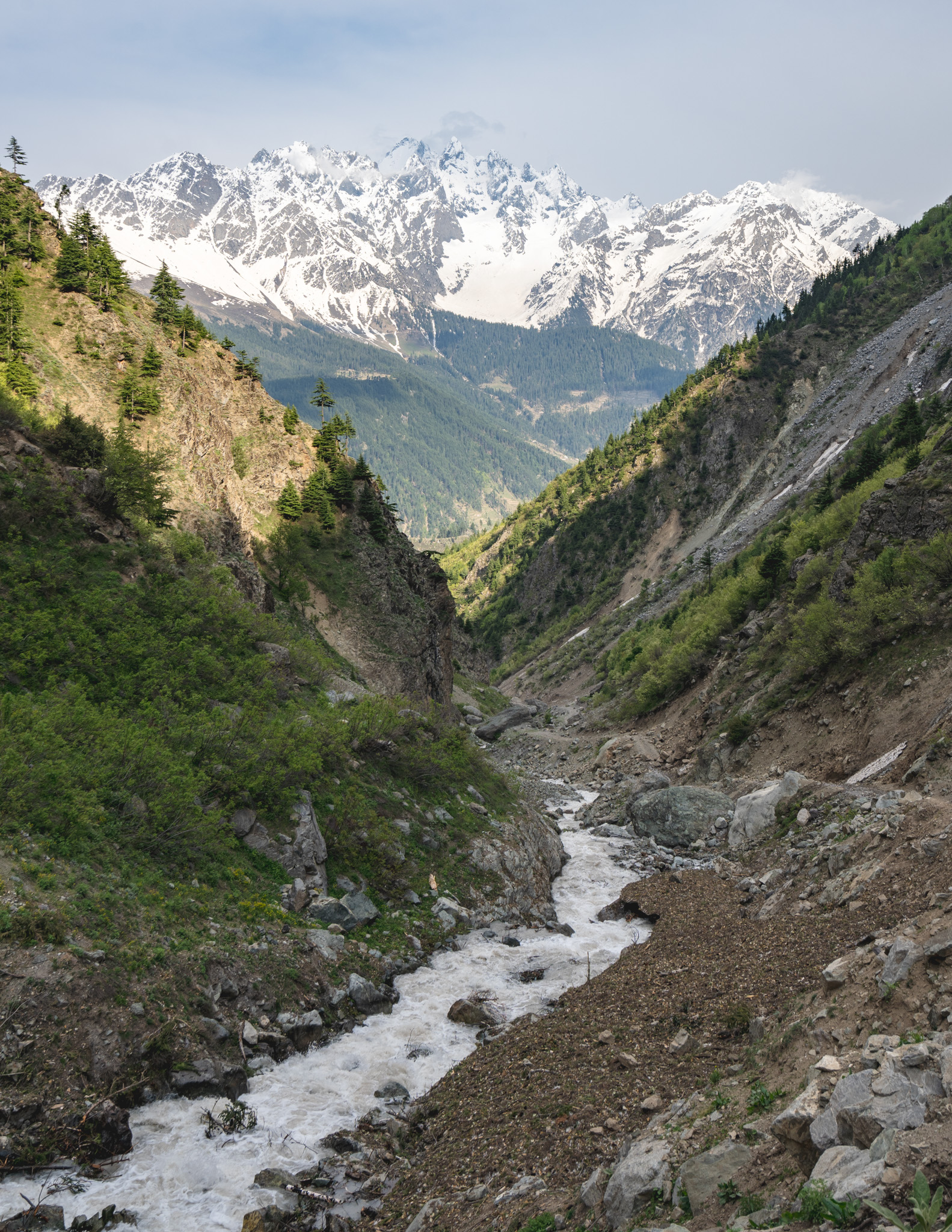 Backpacking in Swat Valley, Pakistan