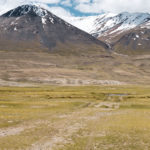 Roadworks in the Little Pamir