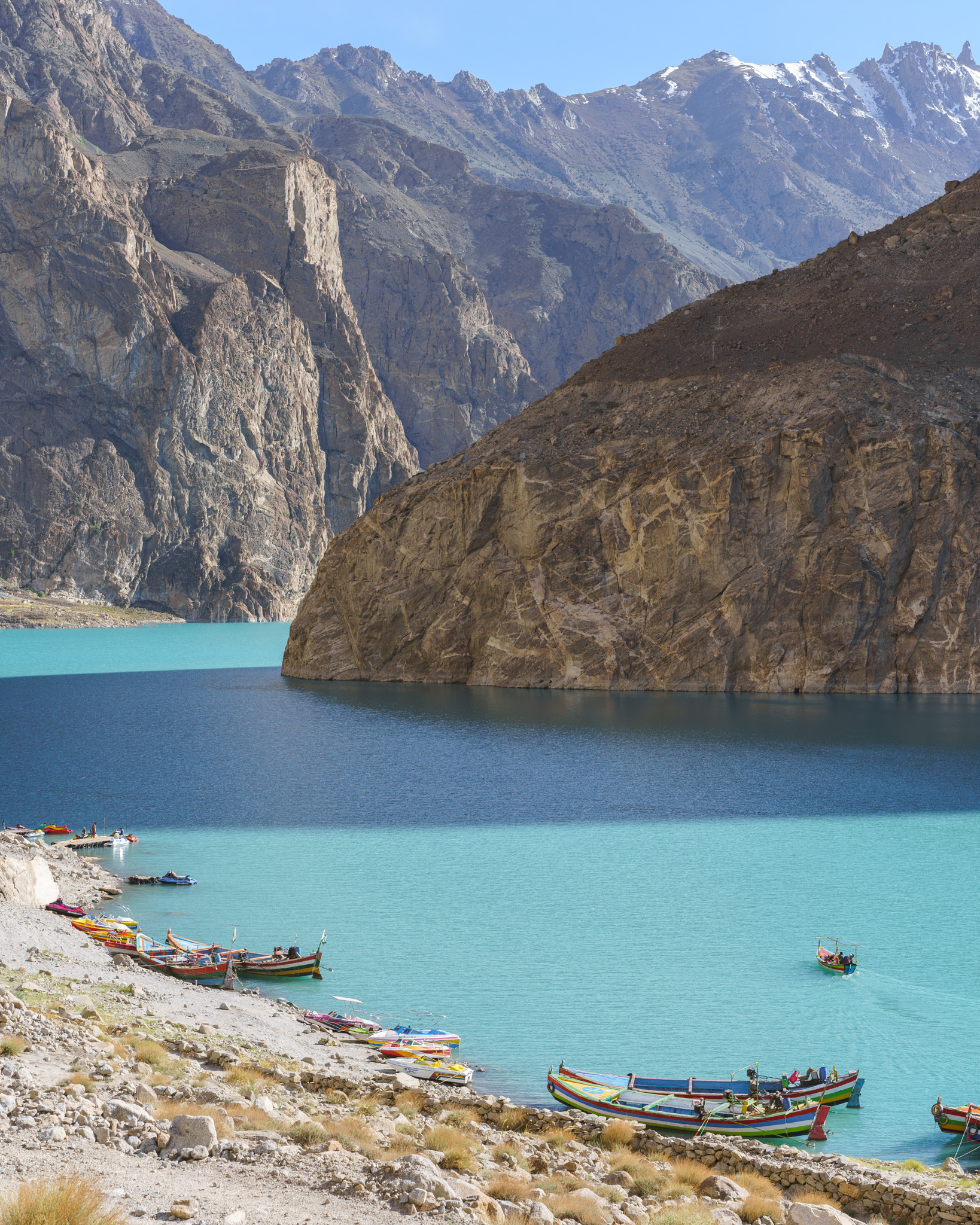 Attabad Lake, Pakistan