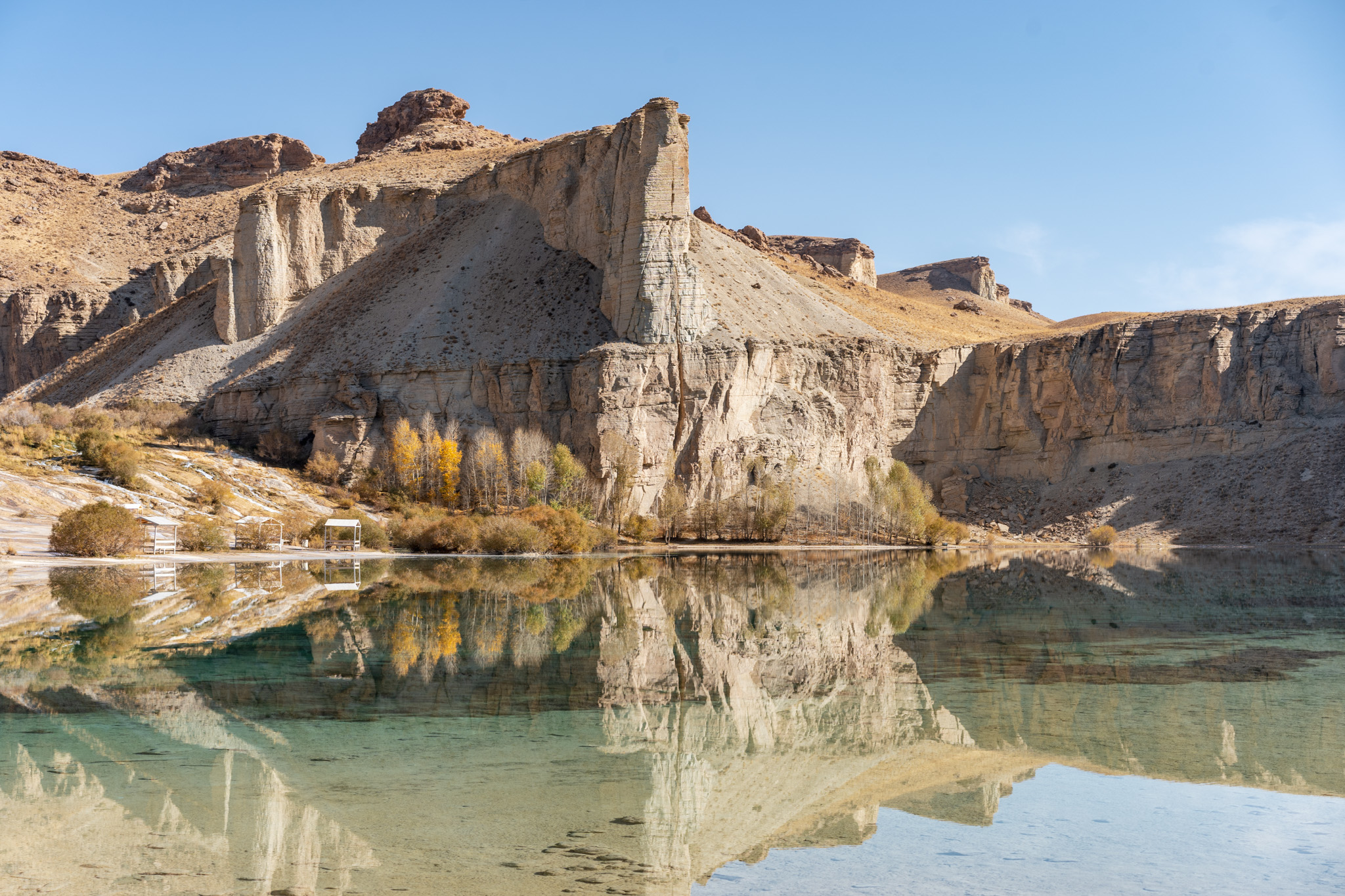 Band-e-Amir in Bamyan, Afghanistan