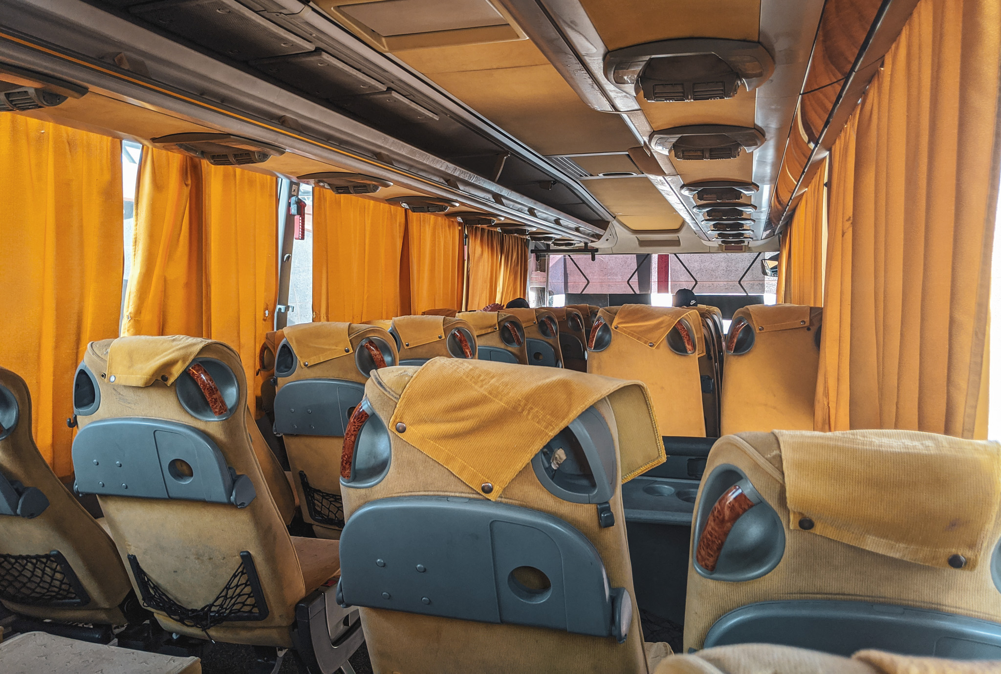 SAPTCO Bus from Riyadh to Dubai